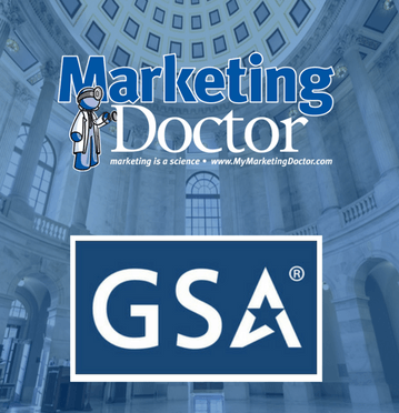 Marketing Doctor Awarded GSA Contract