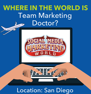 Where in the World is Team Marketing Doctor: Taking and Giving Notes from the Marketing Industry's Best and Brightest