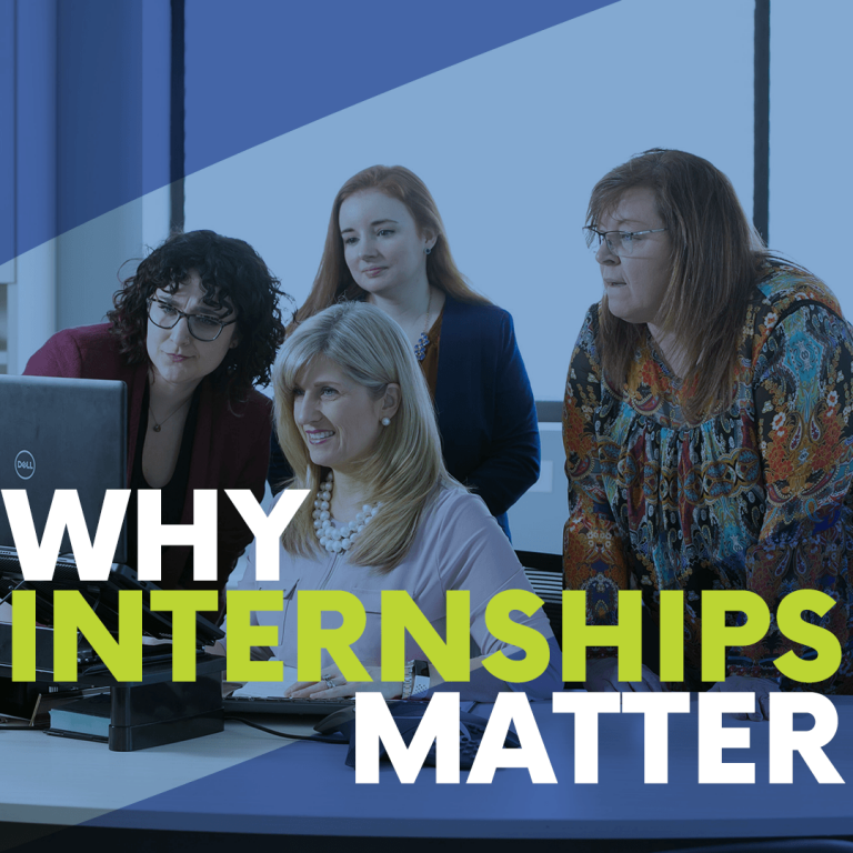 Mutually Beneficial – Why Internships Matter