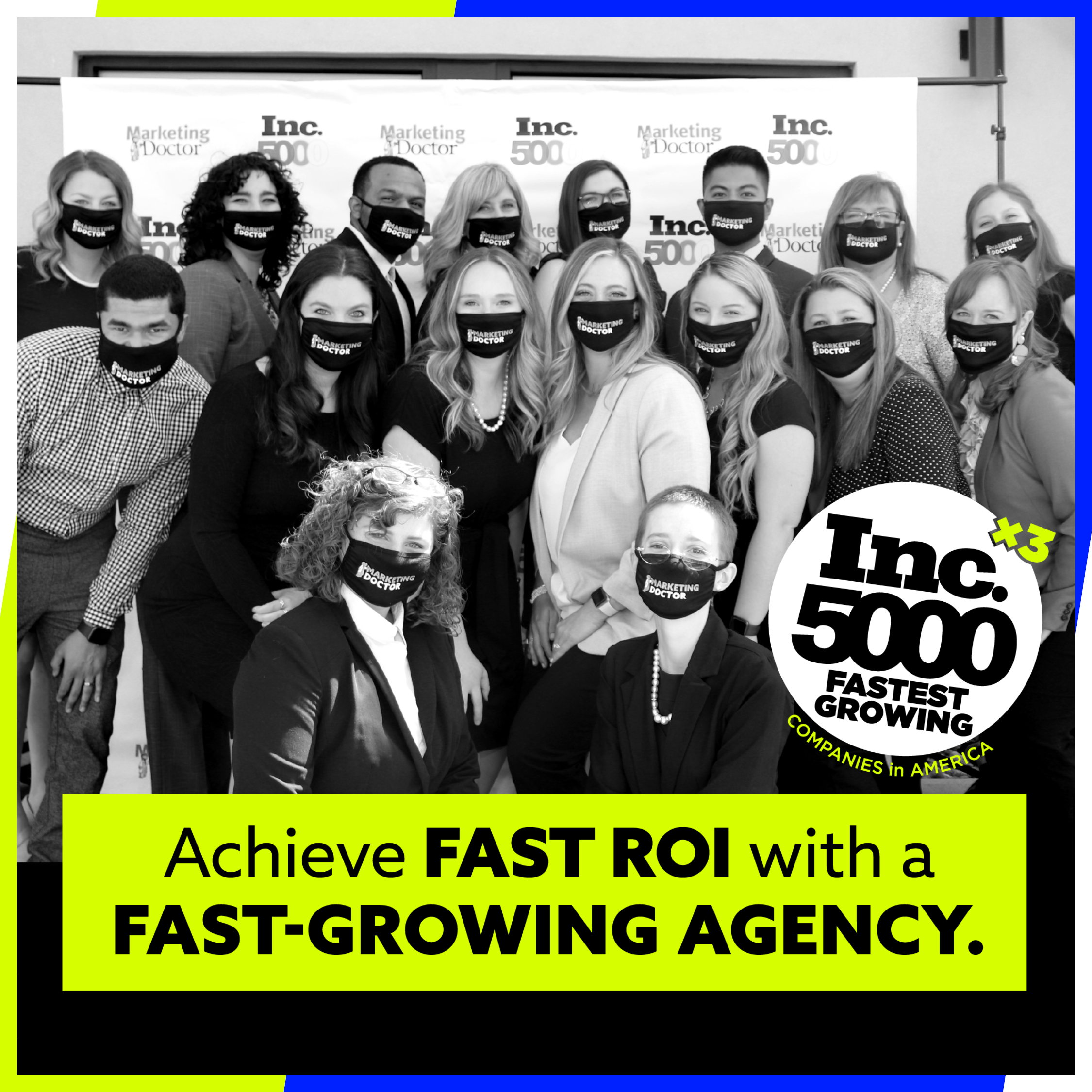Achieve Fast ROI with a Fast-Growing Agency